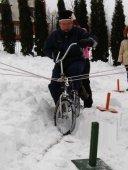 Фото Упрямый велосипед