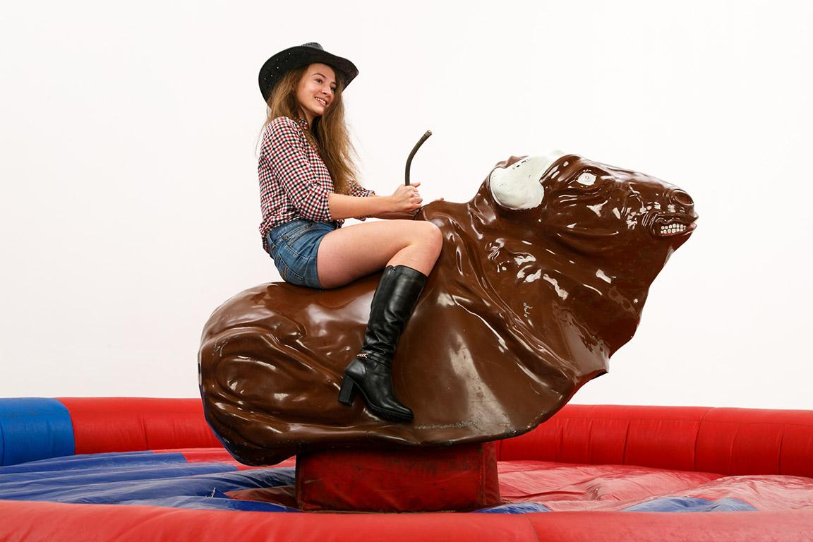Фото Родео на быке