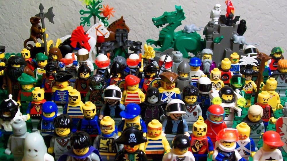 Фото Лего