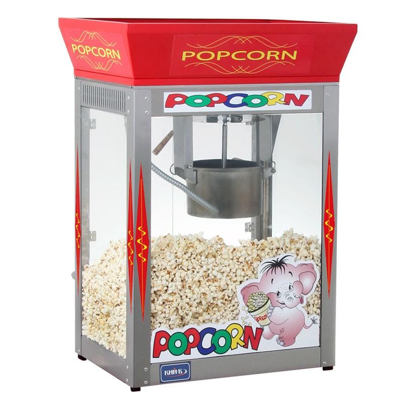 Фото Аппарат для изготовления попкорна