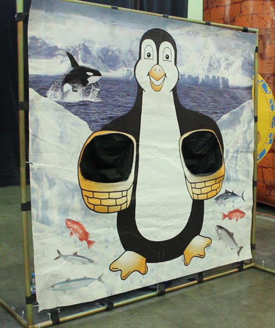 Фото Накорми пингвина