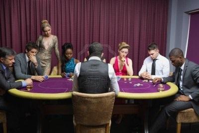 Фото Покер
