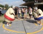 Фото Борьба сумо